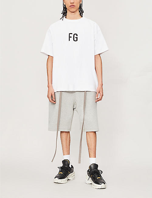 FEAR OF GOD Logo cotton-jersey T-shirt