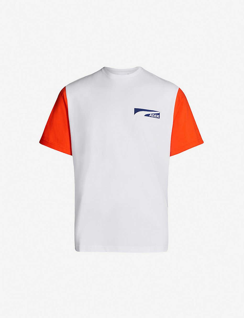 a951afc2d10 PUMA X ADER ERROR - Puma x Ader Error cotton-jersey T-shirt ...