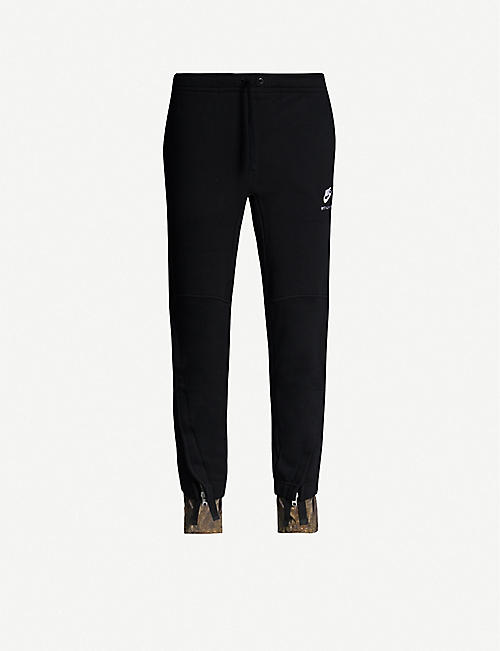 1017 ALYX 9SM Nike cotton-blend jersey jogging bottoms
