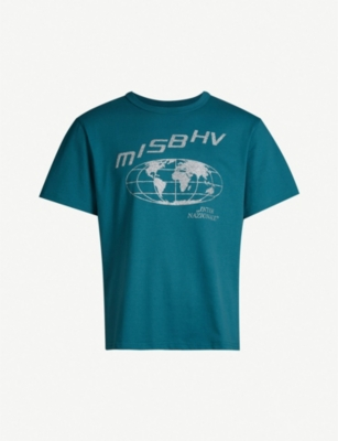 MISBHV Internazional 2.0 cotton-jersey T-shirt