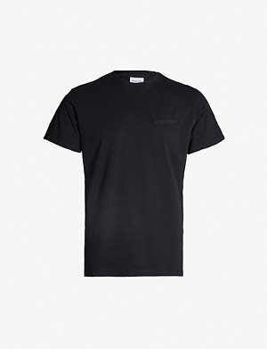 RESORT CORPS Graphic-print cotton-jersey T-shirt