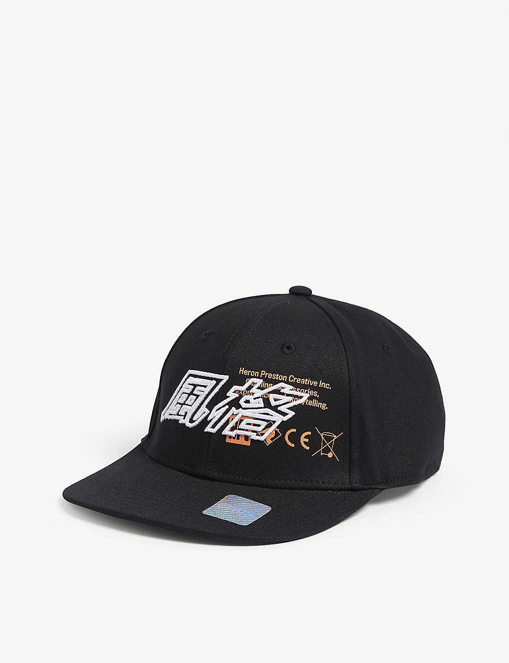 d2cce9a2c756b HERON PRESTON - Chinese logo racing cap