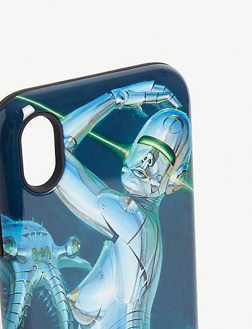 SORAYAMA Robot phone case iPhone XR