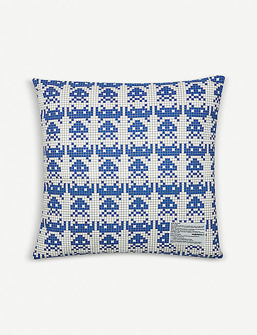 FABRICK: Space Invaders cushion