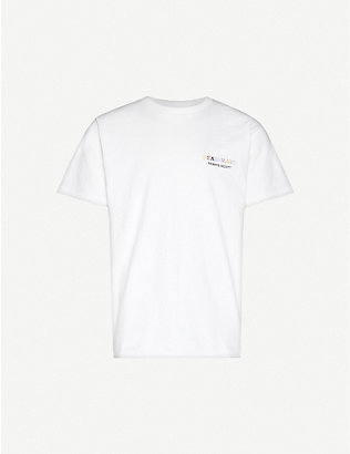 READYMADE: READYMADE x Travis Scott cotton-jersey T-shirts pack of three