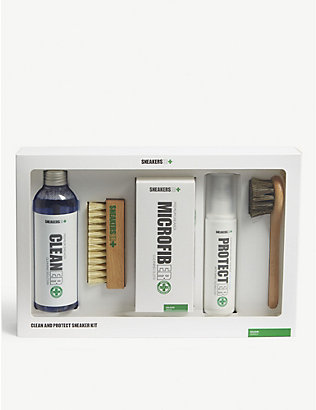 SNEAKERS ER: Clean and protect sneaker kit