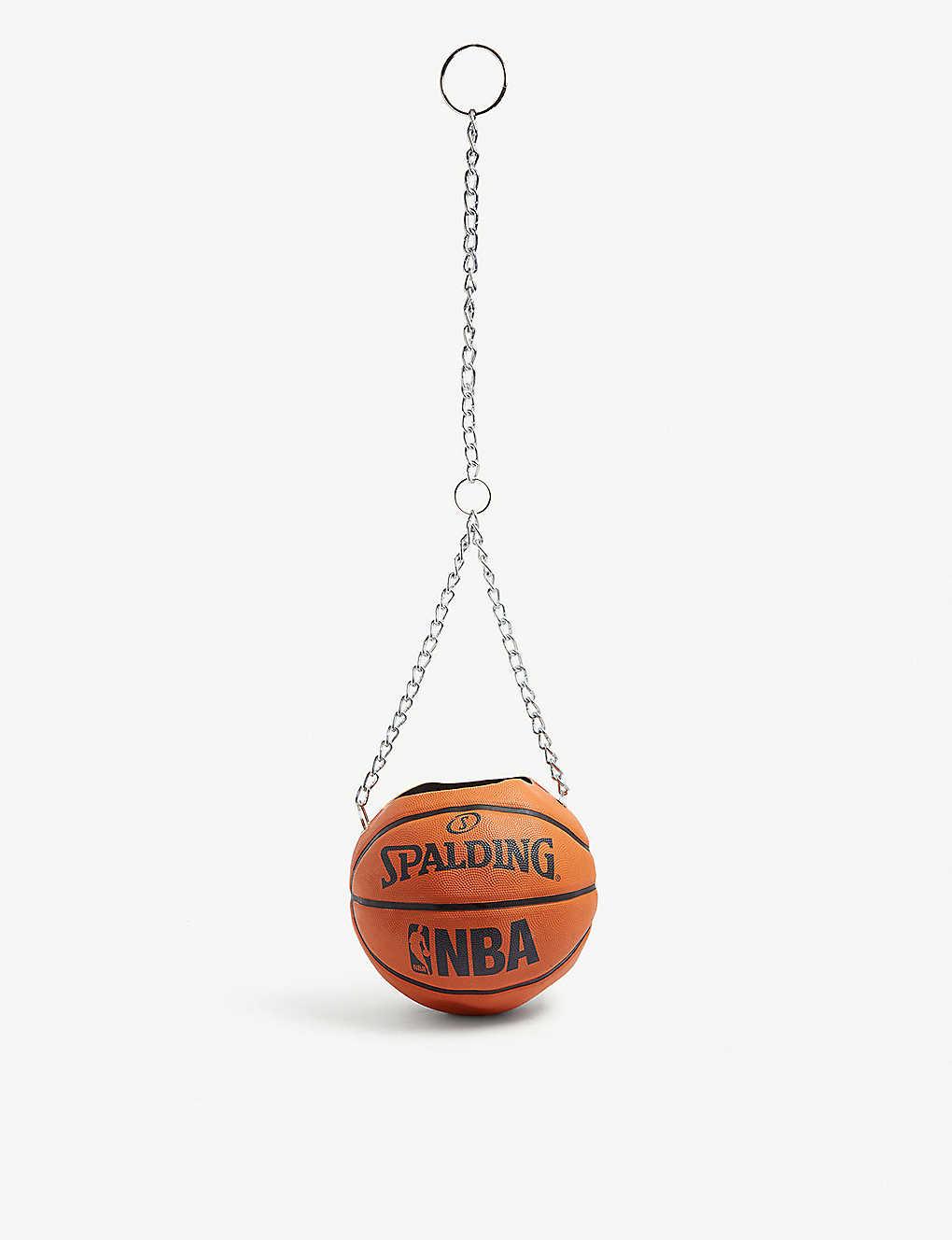 2030522acc38 BODEGA ROSE - Spalding basketball hanging planter