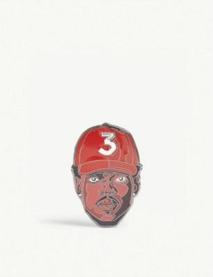 PINPAC Chance the Rapper pin badge