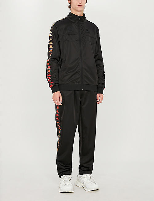GUMBALL Gumball 3000 x Kappa stretch-jersey jogging bottoms