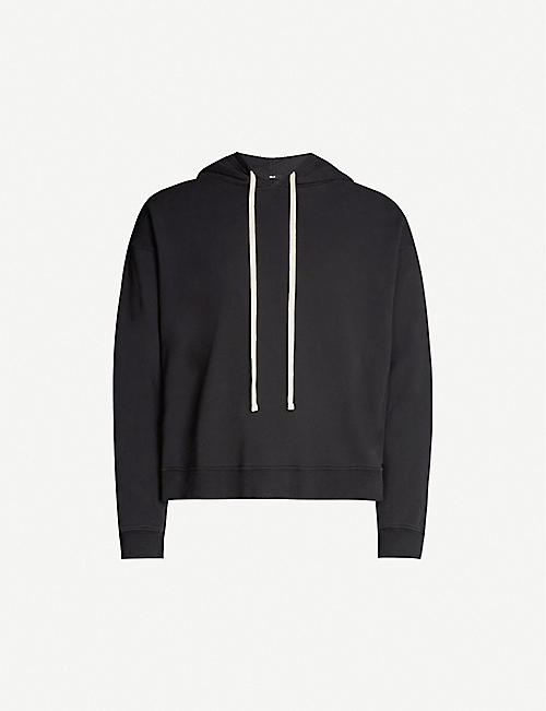 BILLY LOS ANGELES Relaxed-fit cotton-jersey hoody