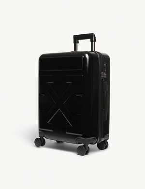 OFF-WHITE C/O VIRGIL ABLOH Arrow logo four-wheel cabin suitcase 52cm