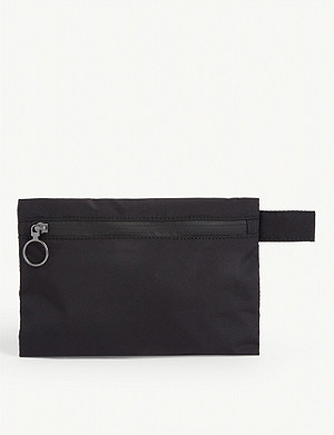 OFF-WHITE C/O VIRGIL ABLOH Quote pouch bag