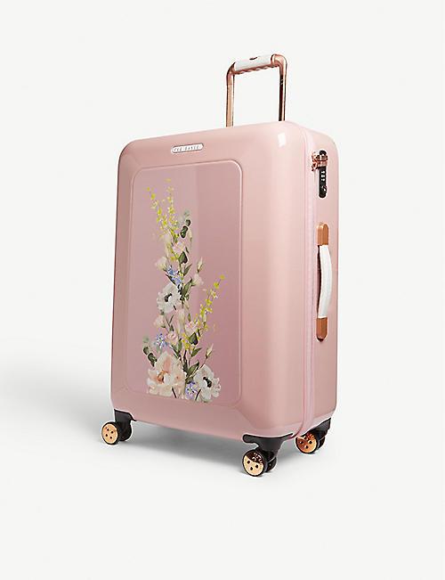 7ac411912 TED BAKER Iliza floral print suitcase 75l