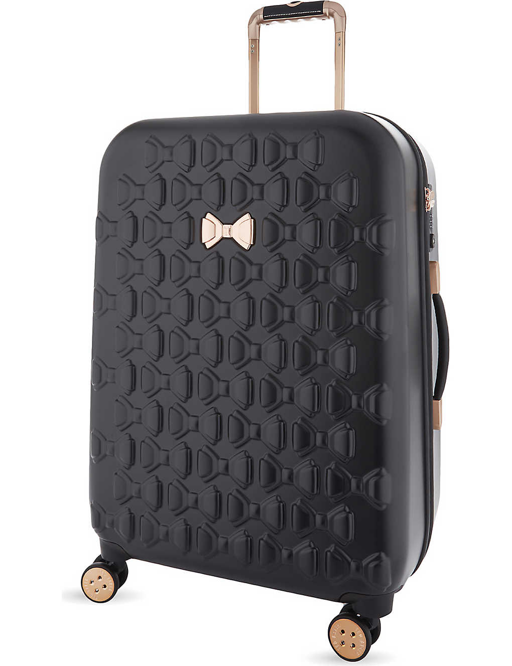 2a7274e9e7a TED BAKER - Beau medium four-wheel suitcase 68cm | Selfridges.com