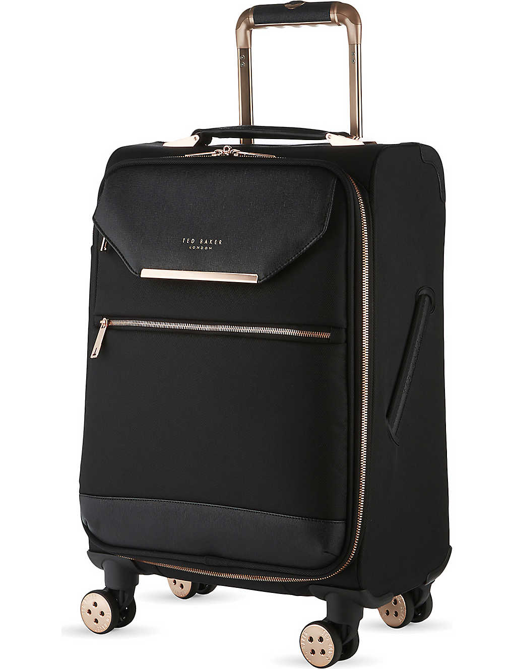 580c936e743 TED BAKER - Albany four-wheel cabin suitcase 55cm | Selfridges.com