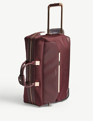e782be77aaed TED BAKER - Albany four-wheel cabin suitcase 55cm