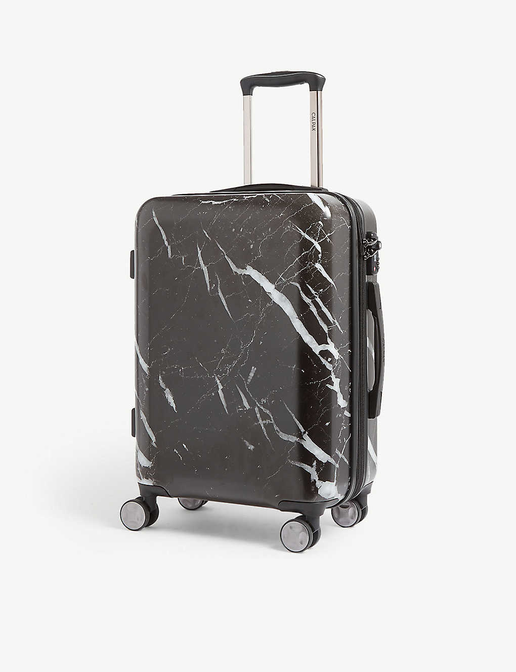 CALPAK: Astyll four-wheel cabin suitcase 56cm