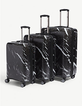 CALPAK: Astyll four-wheel suitcases set of three