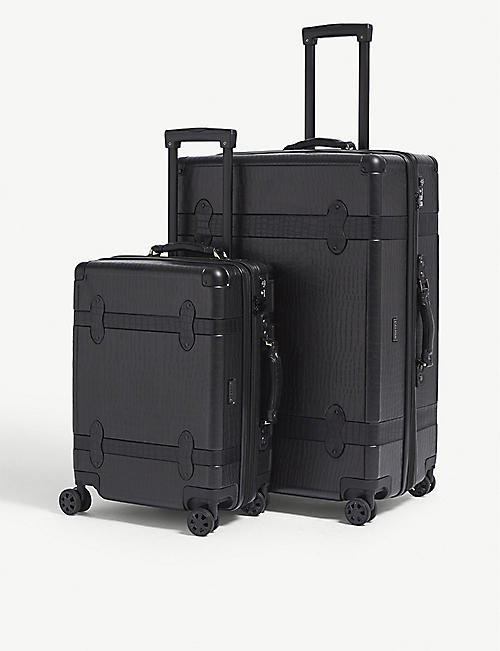 CALPAK: Trnk four-wheel suitcases set of two