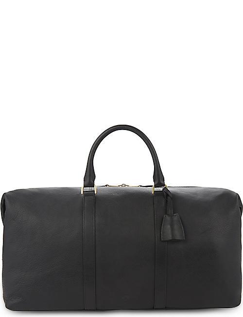 ef8d7376be88 MULBERRY Medium Clipper leather duffel bag