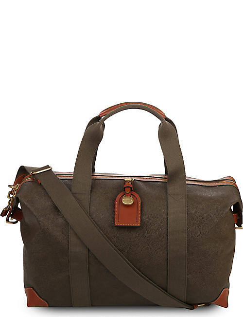 465ebd43f5 MULBERRY Small Clipper holdall