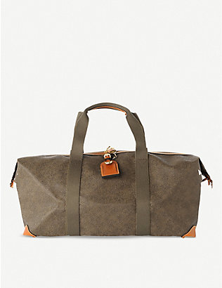 MULBERRY: Medium Clipper holdall