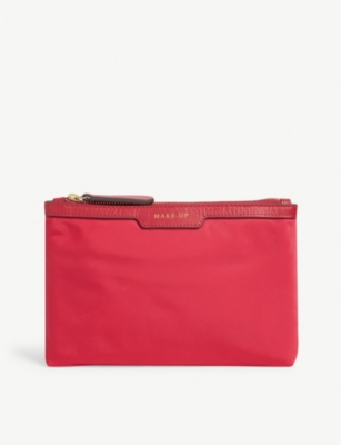 ANYA HINDMARCH Bits and Bobs nylon pouch