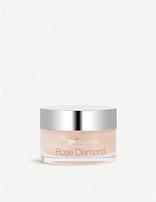 THE ORGANIC PHARMACY: Rose Diamond Face Cream 50ml