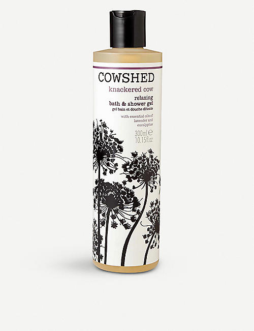 556a0c5b2bacf COWSHED Knackered Cow Relaxing Body Lotion 300ml