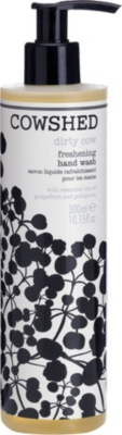 COWSHED Dirty Cow freshening hand wash 300ml