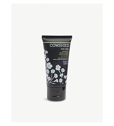 1c3f00252b218 COWSHED - Cow Slip Soothing Hand Cream 50ml