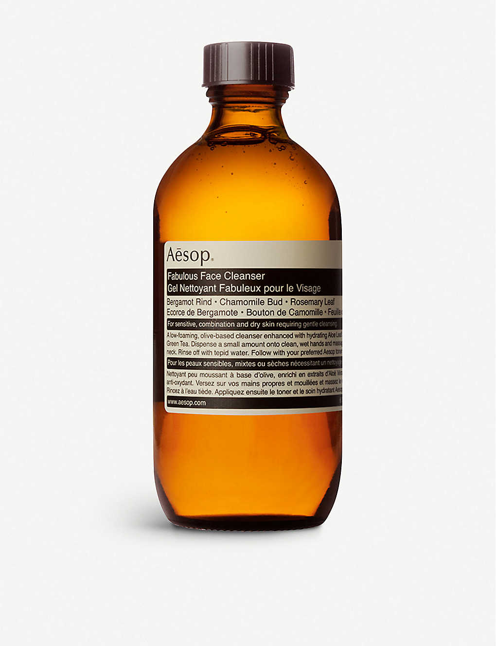 AESOP: Fabulous face cleanser 200ml