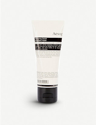 AESOP: Purifying facial exfoliant paste 75ml