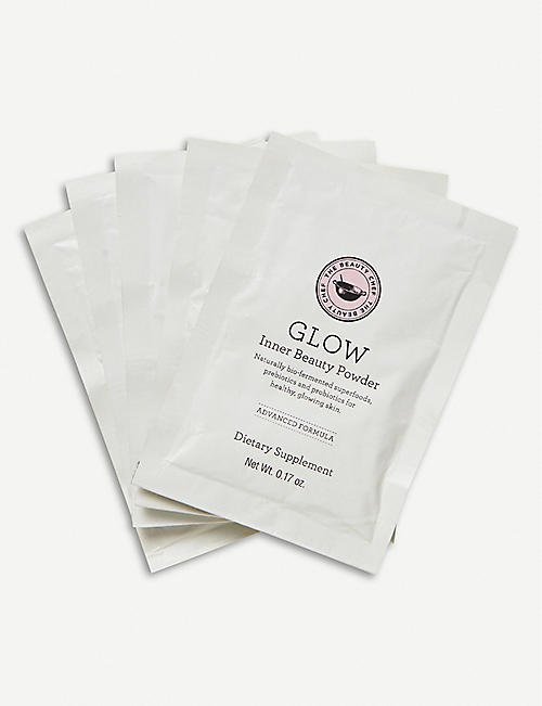 THE BEAUTY CHEF Glow sachet box 25g