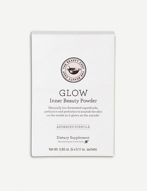 THE BEAUTY CHEF: Glow sachet box 25g