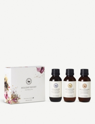 THE BEAUTY CHEF Holiday Boost Inner Beauty Trio set