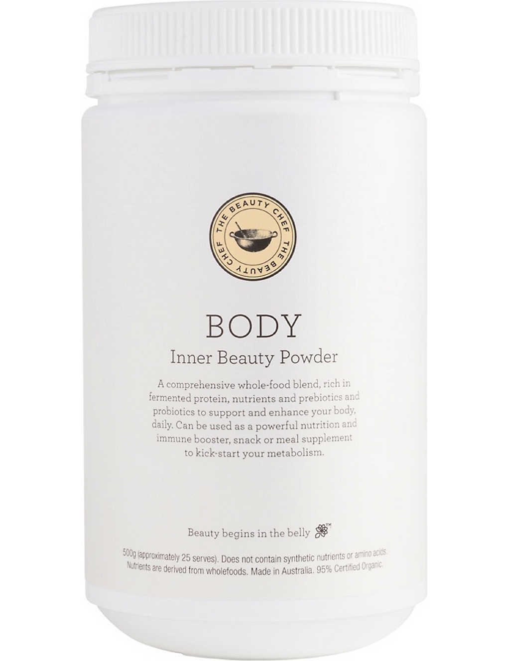 The Beauty Chef Body Inner Beauty Powder - Vanilla 500g