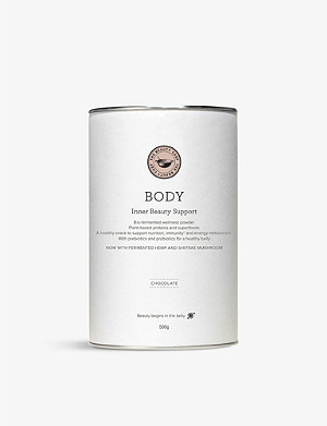 THE BEAUTY CHEF Body Inner Beauty Powder - Chocolate 500g