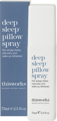 THIS WORKS Deep Sleep Pillow Spray set