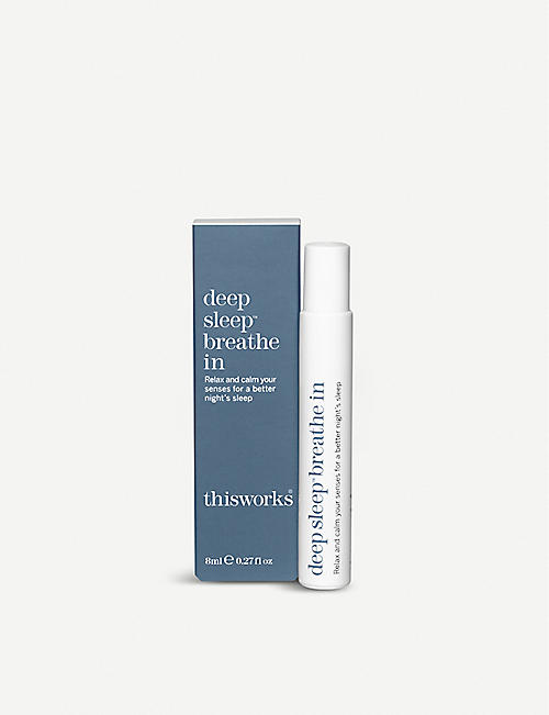 THIS WORKS Deep Sleep Breathe In scented rollerball 8ml