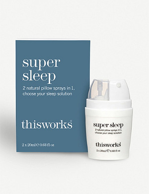THIS WORKS Super Sleep 2x20ml