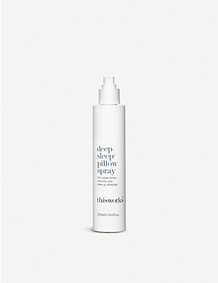THIS WORKS: Deep Sleep pillow spray 250ml