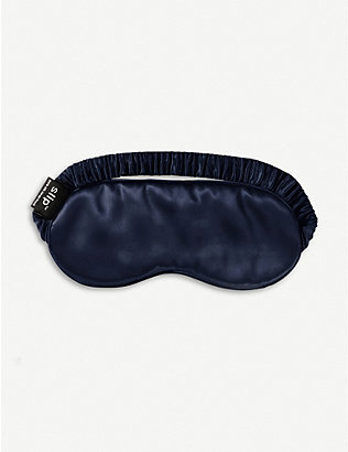 SLIP: Elasticated silk sleep mask