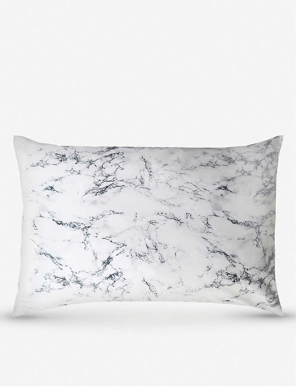 SLIP: Marble Queen silk pillowcase 51cm x 76cm