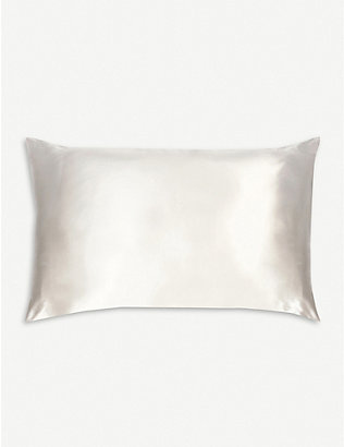 SLIP: King silk pillowcase 51x91cm