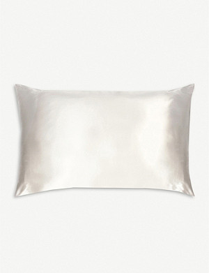 SLIP King silk pillowcase 51x91cm
