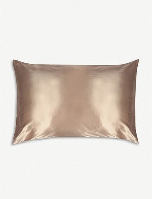 SLIP Queen silk pillowcase 51cm x 76cm