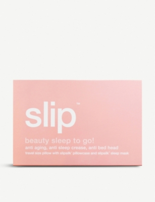 SLIP Beauty Sleep To Go! travel set
