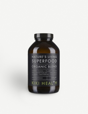 KIKI HEALTH Organic Nature's Living Superfood 300g
