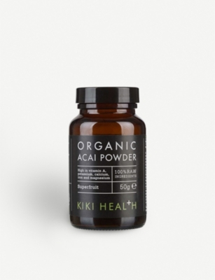KIKI HEALTH Organic Acai Powder 70g